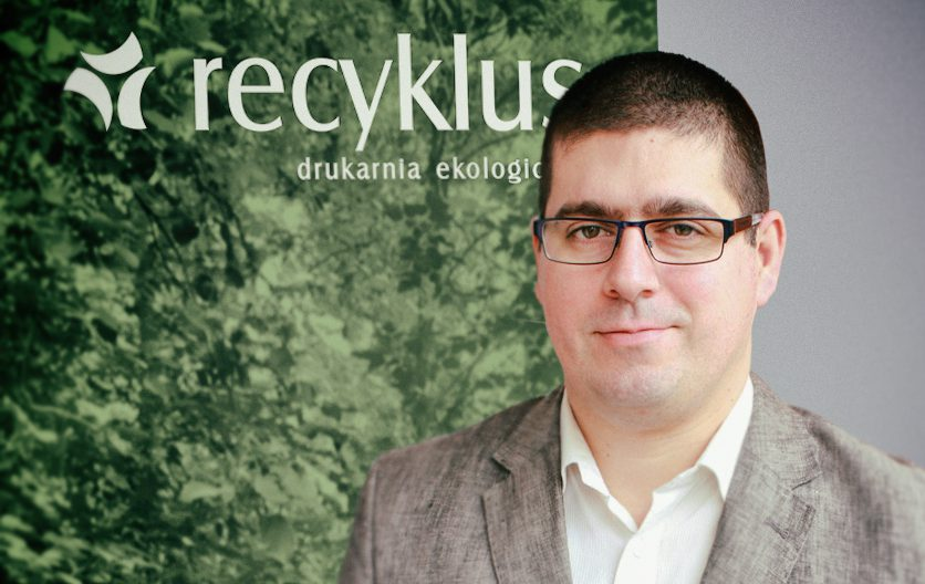 recyklus drukarnia