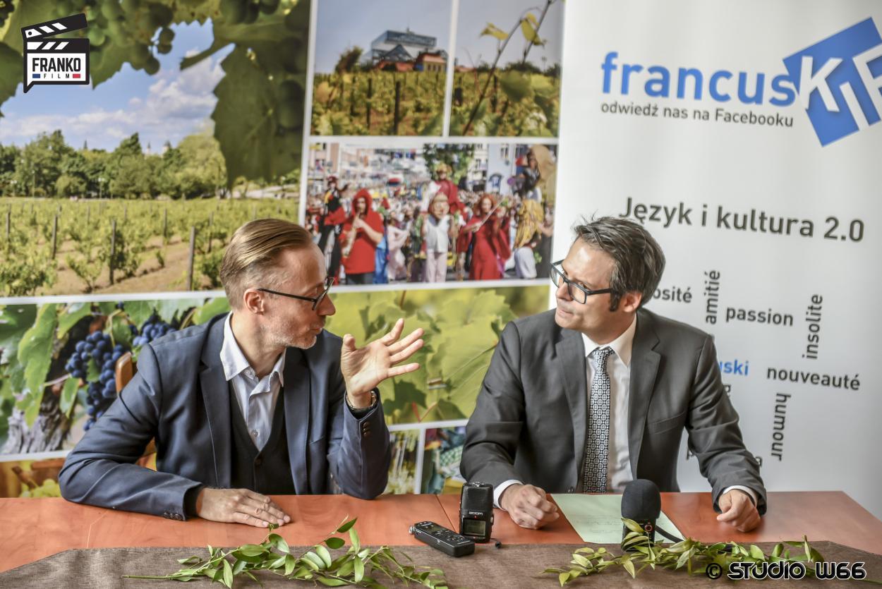 Konferencja prasowa FrankoFilm